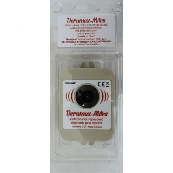 Deramax®-Mites - Ultrazvukový odpudzovač roztočov