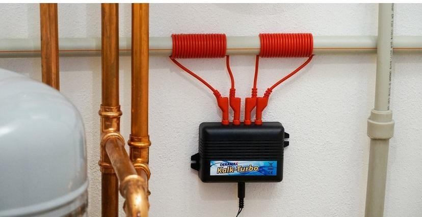Umiestnenie zmäkčovača vody Kalk-Turbo