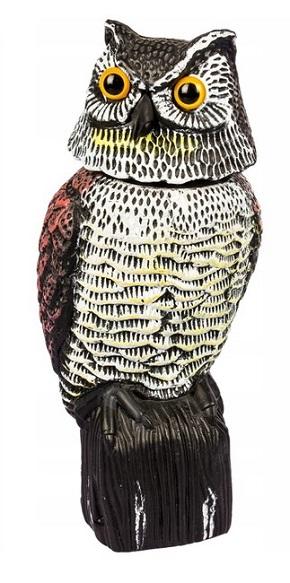 Plašič vtákov - sova