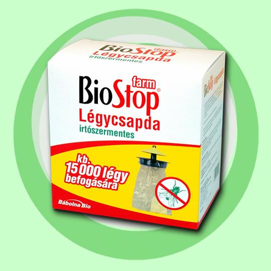 BioStop FARM pasca na muchy
