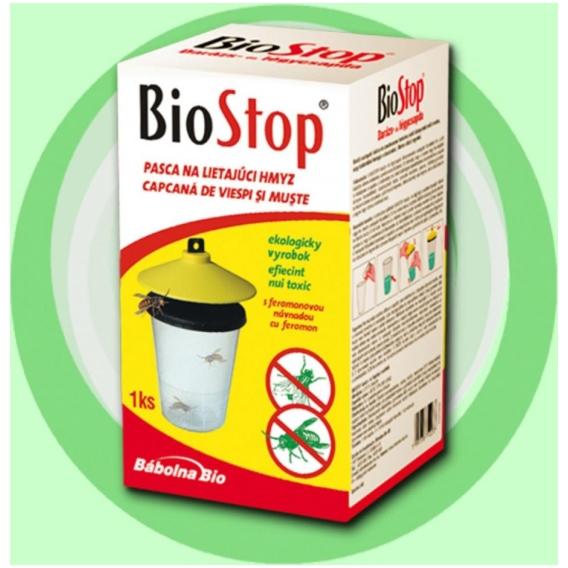 BioStop pasca na osy a ovady