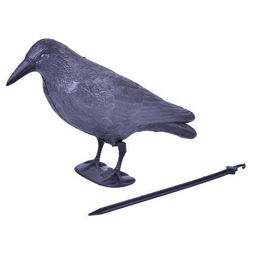Plasic vtákov Havran čierny, 38 cm