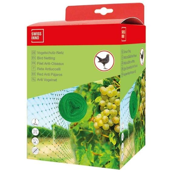 Swissinno Natural-Control - Sieť na ochranu proti vtákom 4x10m