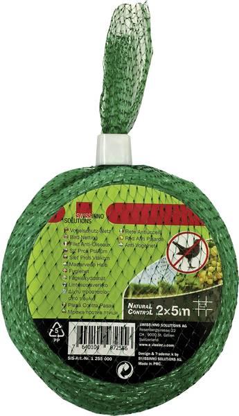 Swissinno Natural-Control - Sieť na ochranu proti vtákom 2x5m